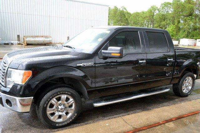 2011 Ford F-150 XLT 4x2 XLT 4dr SuperCrew Styleside 5.5