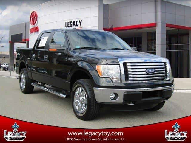 2011 Ford F-150 XLT 4x4 XLT 4dr SuperCrew Styleside 6.5