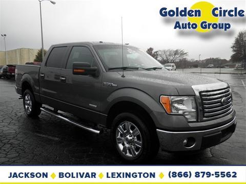 2011 ford f 150 xlt jackson tn for sale in jackson tennessee classified. Black Bedroom Furniture Sets. Home Design Ideas