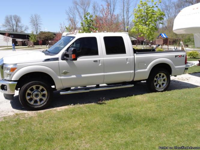 2011 ford f 250 lariat for sale in manitowoc wisconsin classified. Black Bedroom Furniture Sets. Home Design Ideas