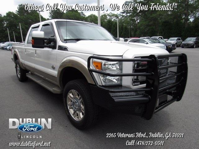 2011 Ford F-250 Super Duty King Ranch 4x4 King Ranch