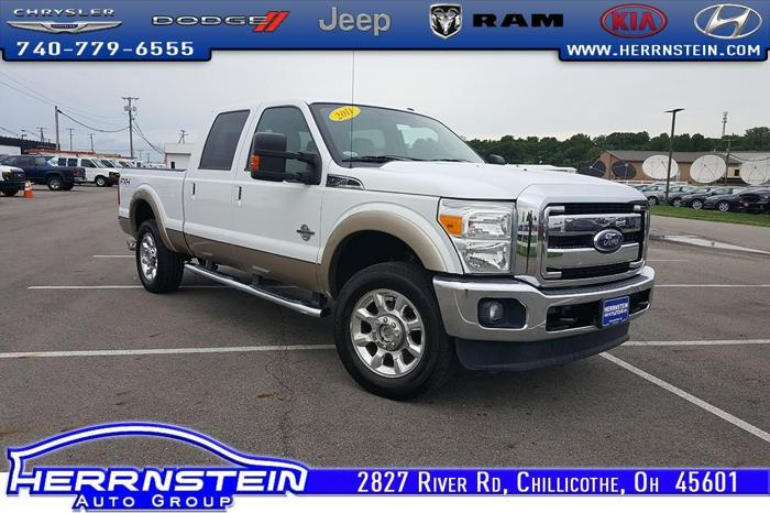 2011 Ford F-250 Super Duty XL 4x4 XL 4dr Crew Cab 6.8