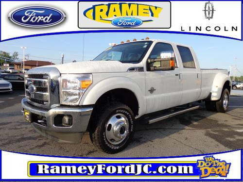 ford f 350 super duty crew cab 4x4 lariat for sale in johnson city. Cars Review. Best American Auto & Cars Review