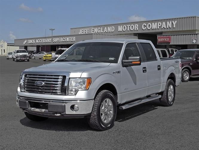 2011 ford f150 4x4 crew cab xlt texas edition for sale in cleburne texas classified. Black Bedroom Furniture Sets. Home Design Ideas