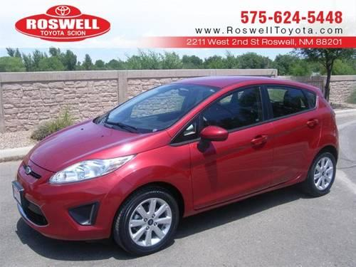 2011 ford fiesta hatchback se for sale in elkins new. Black Bedroom Furniture Sets. Home Design Ideas
