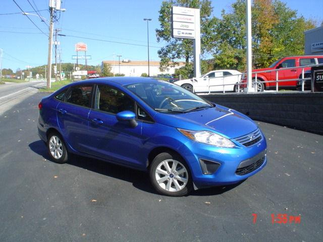 2011 ford fiesta se for sale in johnstown pennsylvania classified. Black Bedroom Furniture Sets. Home Design Ideas