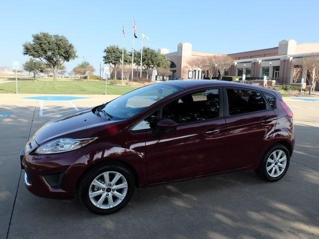 2011 ford fiesta se for sale in waxahachie texas classified. Black Bedroom Furniture Sets. Home Design Ideas