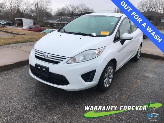 2011 Ford Fiesta SE SE 4dr Sedan