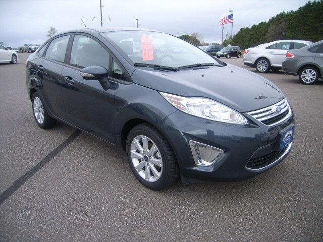 2011 ford fiesta sel for sale in isanti minnesota classified. Black Bedroom Furniture Sets. Home Design Ideas