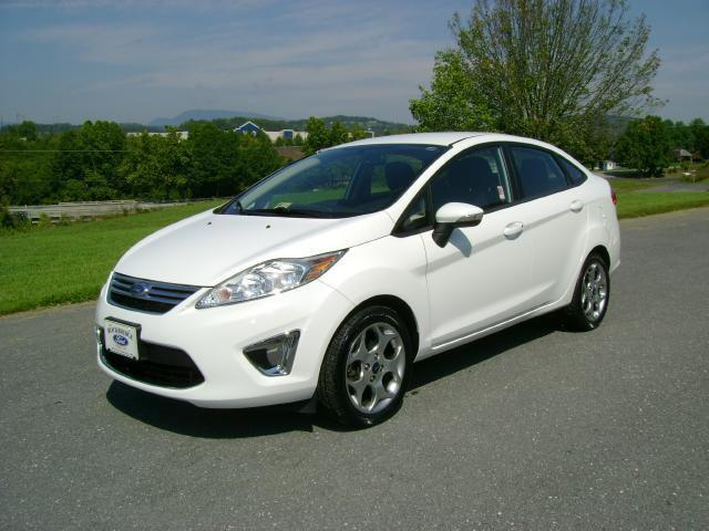 2011 ford fiesta sel for sale in lexington virginia classified. Black Bedroom Furniture Sets. Home Design Ideas