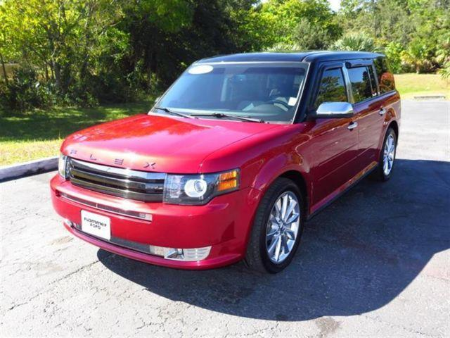 2011 ford flex 4dr titanium fwd for sale in brooksville. Black Bedroom Furniture Sets. Home Design Ideas