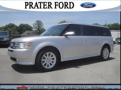 2011 ford flex crossover sel for sale in calhoun georgia. Black Bedroom Furniture Sets. Home Design Ideas