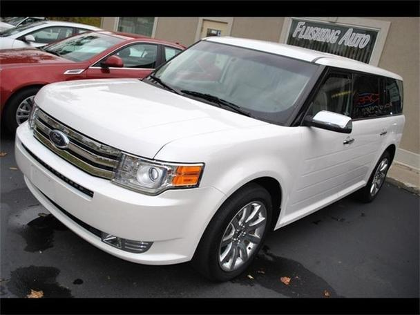2011 ford flex limited for sale in flushing michigan classified. Black Bedroom Furniture Sets. Home Design Ideas