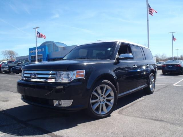 2011 ford flex limited limited 4dr crossover for sale in camby indiana classified. Black Bedroom Furniture Sets. Home Design Ideas