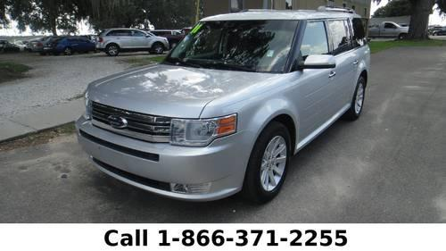 2011 Ford Flex SEL - 1 Owner - Automatic - 33k Miles