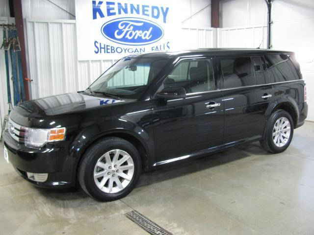 2011 ford flex sel sel 4dr crossover for sale in sheboygan. Black Bedroom Furniture Sets. Home Design Ideas