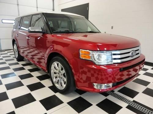 2011 ford flex sport utility 4dr limited awd for sale in cementville indiana classified. Black Bedroom Furniture Sets. Home Design Ideas