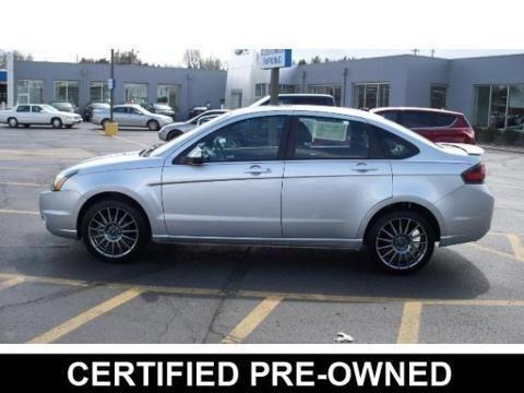 2011 Ford Focus 4 Door Sedan For Sale In Kent Ohio