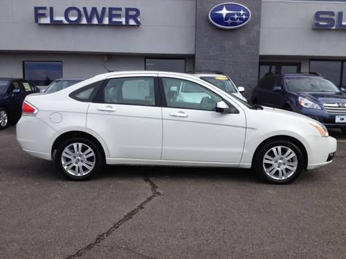 2011 ford focus 4dr car sel for sale in colona colorado for Flower motor company montrose co 81401