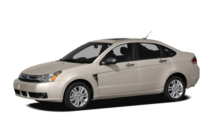 2011 Ford Focus S S 4dr Sedan