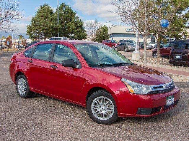 2011 ford focus se se 4dr sedan for sale in colorado. Black Bedroom Furniture Sets. Home Design Ideas
