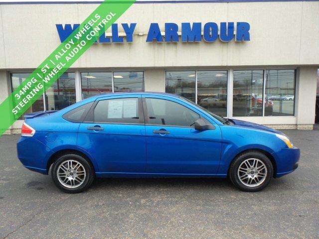2011 ford focus se se 4dr sedan for sale in alliance ohio. Black Bedroom Furniture Sets. Home Design Ideas