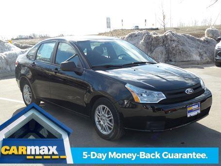 2011 Ford Focus SE SE 4dr Sedan