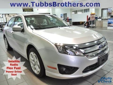 2011 ford fusion 4 door sedan for sale in sandusky michigan classified. Black Bedroom Furniture Sets. Home Design Ideas