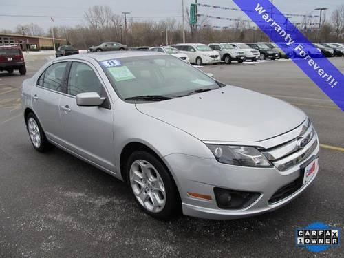 2011 ford fusion 4d sedan se for sale in mukwonago wisconsin classified. Black Bedroom Furniture Sets. Home Design Ideas