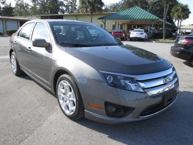 2011 ford fusion 4d sedan se for sale in lake city florida classified. Black Bedroom Furniture Sets. Home Design Ideas