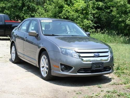 2011 ford fusion 4dr car 4dr sdn sel fwd for sale in lowell michigan classified. Black Bedroom Furniture Sets. Home Design Ideas