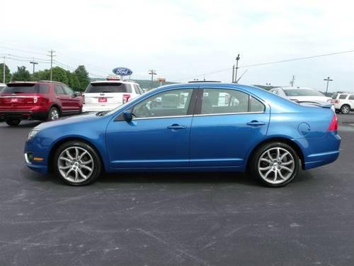 Crown Ford Nashville Tn >> 2011 Ford Fusion 4dr Car SE for Sale in Sweetwater ...