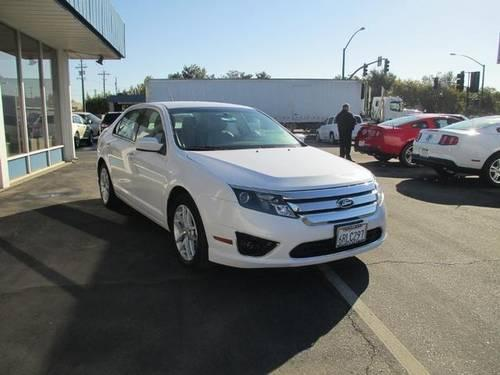 2011 Ford Fusion 4dr Car Sel For Sale In East Gridley