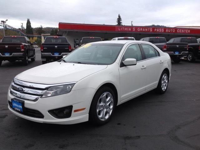 2011 ford fusion 4dr front wheel drive sedan se se for sale in grants pass oregon classified. Black Bedroom Furniture Sets. Home Design Ideas