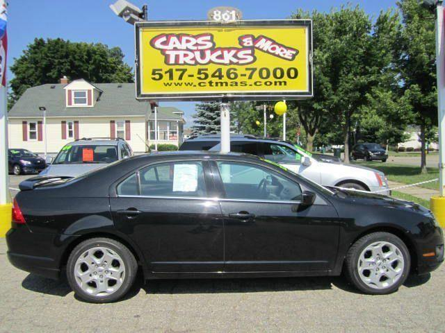2011 ford fusion se 64k for sale in howell michigan classified. Black Bedroom Furniture Sets. Home Design Ideas