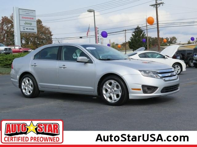 2011 ford fusion se hendersonville nc for sale in hendersonville north carolina classified. Black Bedroom Furniture Sets. Home Design Ideas