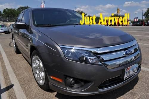 2011 ford fusion sedan 4dr sdn se fwd for sale in austin texas classified. Black Bedroom Furniture Sets. Home Design Ideas