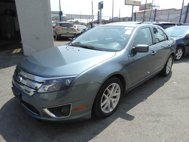 2011 ford fusion sel 4dr sedan for sale in brooklyn new york classified. Black Bedroom Furniture Sets. Home Design Ideas