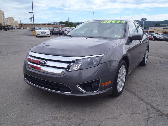 2011 ford fusion sel for sale in blairsville pennsylvania classified. Black Bedroom Furniture Sets. Home Design Ideas