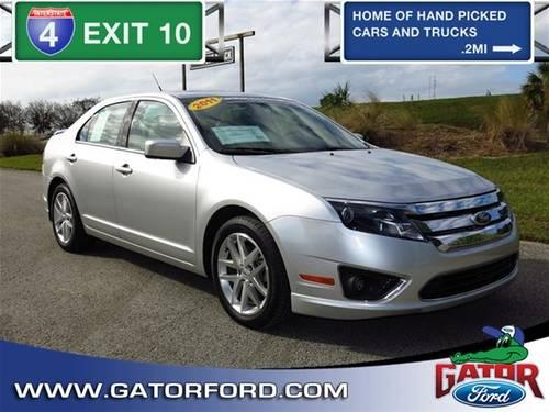 2011 Ford Fusion SEL CPO Certified Moonroof 26k miles