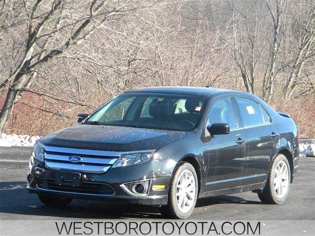2011 ford fusion sel westborough ma for sale in. Black Bedroom Furniture Sets. Home Design Ideas