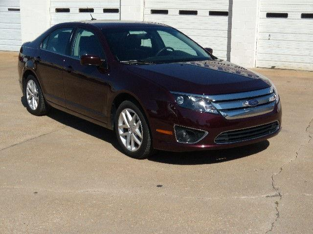 2011 ford fusion sel for sale in coffeyville kansas classified. Black Bedroom Furniture Sets. Home Design Ideas