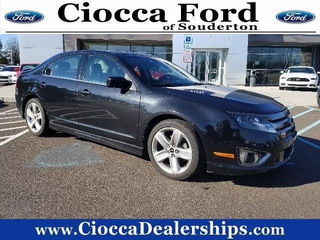2011 ford fusion sport sport 4dr sedan for sale in souderton pennsylvania classified. Black Bedroom Furniture Sets. Home Design Ideas