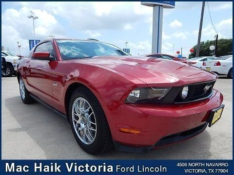 2011 ford mustang 2 door coupe for sale in victoria texas classified. Black Bedroom Furniture Sets. Home Design Ideas