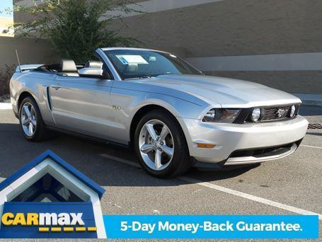 2011 Ford Mustang GT GT 2dr Convertible