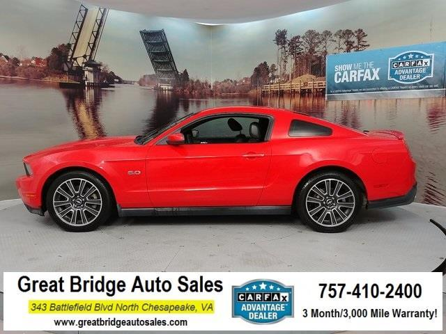 2011 Ford Mustang GT GT 2dr Fastback