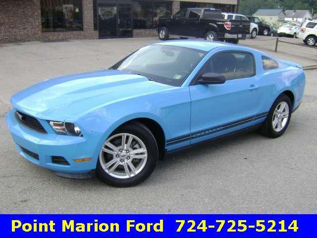 2011 ford mustang v6 for sale in point marion pennsylvania classified. Black Bedroom Furniture Sets. Home Design Ideas