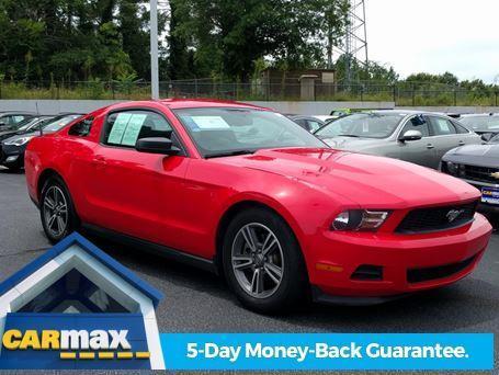 2011 Ford Mustang V6 Premium V6 Premium 2dr Coupe