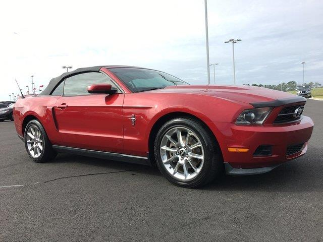 2011 ford mustang v6 v6 2dr convertible for sale in tifton georgia classified. Black Bedroom Furniture Sets. Home Design Ideas