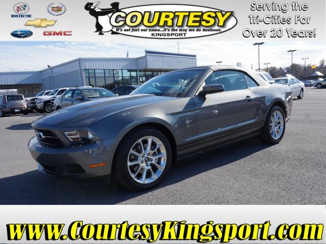 2011 Ford Mustang V6 V6 2dr Convertible